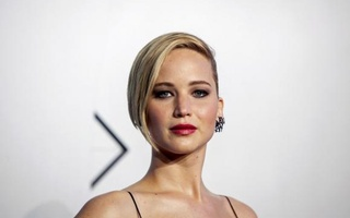 Actress Jennifer Lawrence attends the ''X-Men: Days of Future Past'' world movie premiere in New York May 10, 2014. Reuters