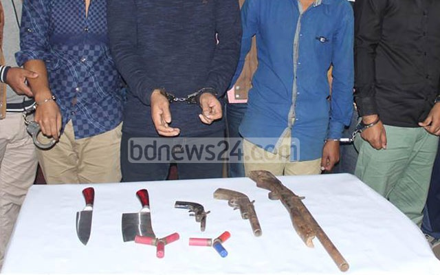 Juba Dal leader, three others held in extortion case