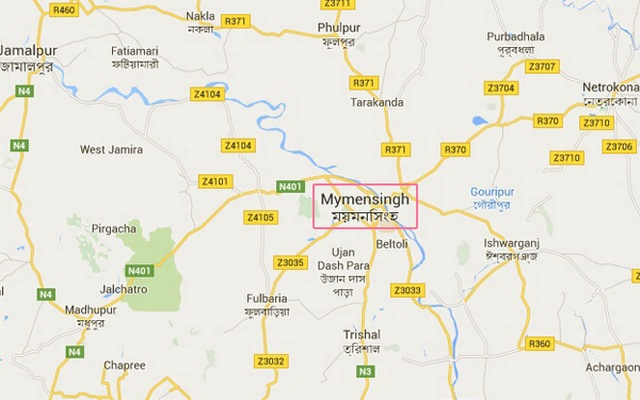 Mymensingh man hacked to death