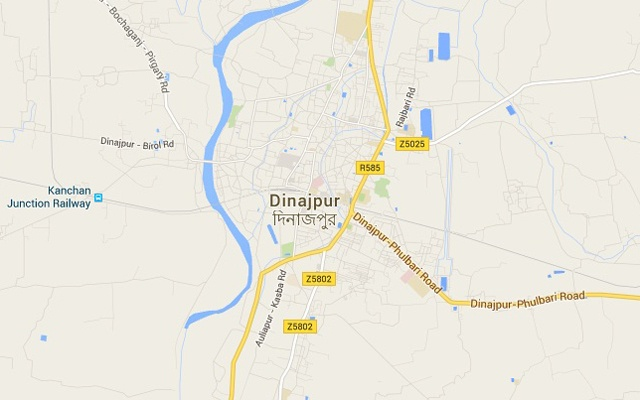 Three die in bus-autorickshaw accident in Dinajpur