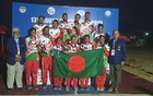 Bangladesh hit the bull's-eye to scoop six gold on offer in SA Games archery