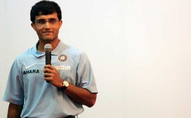 Former Indian captain Sourav Ganguly said that he would give a thought to the Bangladesh national cricket team's head coach job when he gets the proposal. Photo: Reuters