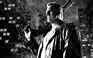 "Mickey Rourke as Marv in ""Sin City: A Dame to Kill For."" Credit: Reuters"