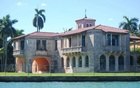 The mansion located at 22 Star Island Drive is seen in Miami Beach, Florida in a 2013 archive photo. Reuters