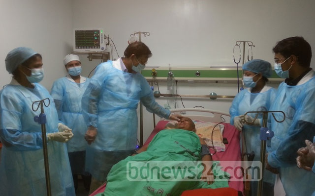 First Woman Gets Stem Cell Transplant In Bangladesh