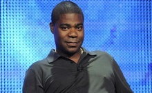 Writer and executive producer Tracy Morgan participates in the panel for the comedy special ''Tracy Morgan: Black and Blue'' during the HBO summer Television Critics Association press tour in Beverly Hills, California August 7, 2010. Reuters
