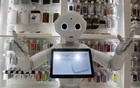 SoftBank Corp's human-like robot named 'pepper' is displayed at its branch in Tokyo June 6, 2014. Credit: Reuters