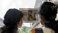 A photo exhibition at Dhaka University's TSC to mark World Toilet Day on Wednesday. Photo: tanvir ahammed/ bdnews24.com