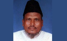 Abu Saleh Mohammad Abdul Aziz Mia is a central committee member of the Jamaat-e-Islami. He was an MP from the Gaibandha-1 constituency between 2001 and 2006. File photo