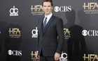 Actor Benedict Cumberbatch arrives at the Hollywood Film Awards in Hollywood, California November 14, 2014. Reuters