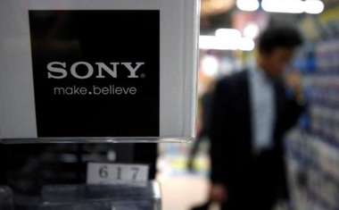 A man looks at Sony Corp's products at an electronics store in Tokyo May 26, 2011. Credit: Reuters