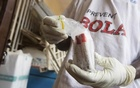 Blood samples from patients suspected of having the Ebola virus disease are prepared for transportation to Freetown for testing, at the Port Loko District Hospital September 27, 2014. Reuters