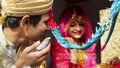 A village wedding showcased at the day-long programme organised at Dhaka's Ramna Park on Friday to highlight rural art and culture. Photo: tanvir ahammed/ bdnews24.com