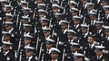 Indian soldiers march during the Republic Day parade in New Delhi January 26, 2015. REUTERS/