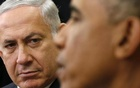 Israel's Prime Minister Benjamin Netanyahu listens as U.S. President Barack Obama (R) speaks, during their meeting in the Oval Office of the White House in Washington October 1, 2014. Reuters
