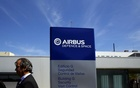Fernando Alonso, head of Airbus flight testing and operations, attends a news conference at an Airbus assembly plant in the Andalusian capital of Seville May 11, 2015. Reuters