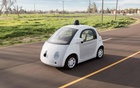 A Google self-driving car is shown in this handout photo released to Reuters March 15, 2015. REUTERS