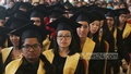 Asian University for Women's 3rd convocation in Chittagong held on Thursday. Photo: suman babu