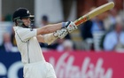 Cricket - England v New Zealand - Investec Test Series First Test - Lord's - 22/5/15New Zealand's Kane Williamson in actionAction Images via Reuters