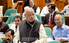 Finance Minister AMA Muhith identifies six challenges to Bangladesh economy