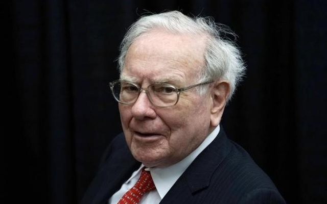Warren Buffett. Reuters