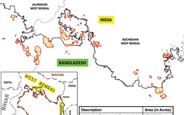 Enclaves erased from maps of bangladesh india bdnews24 enclaves erased from maps of bangladesh india gumiabroncs Choice Image