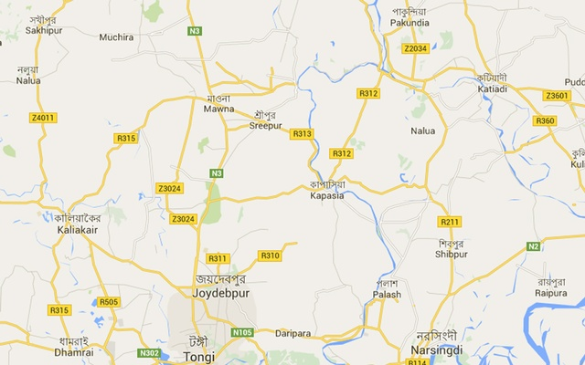 Mob lynches one for robbery in Gazipur's Kapasia - bdnews24 com