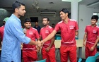 Mashrafe named as Brand Ambassador