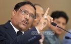 Road Transport and Bridges Minister Obaidul Quader (File Photo)
