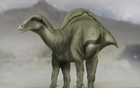 A life reconstruction of Morelladon is shown in this illustration provided by Carlos de Miguel Chaves. Reuters