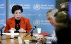 WHO Director-General Margaret Chan speaks during a news conference after the first meeting of the International Health Regulations Emergency Committee concerning the Zika virus and observed increase in neurological disorders and neonatal malformations in Geneva, Switzerland, Feb 1, 2016. Reuters