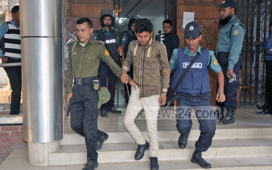 Several persons have been arrested from various centres in Dhaka for appearing recruitment examination of Department of Agricultural Extension as proxy of the real candidate.