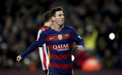 Lionel Messi is expected to play against Valencia in the semi-final of the King's Cup on Wednesday. Reuters