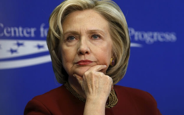 Hillary Clinton's detractors consider her an unscrupulous and power-hungry opportunist. Reuters file photo