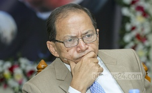 Justice SK Sinha is the first top judge in Bangladesh to have stepped down