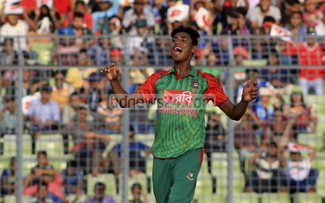 Bangladesh pacer Mustafizur to play for Sussex in England's Natwest
