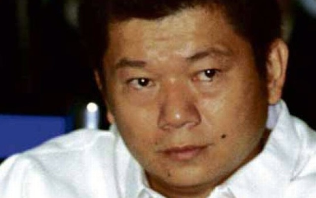 Kim Wong is currently undergoing medical treatment outside the Philippines, according to his lawyer. Photo: Inquirer