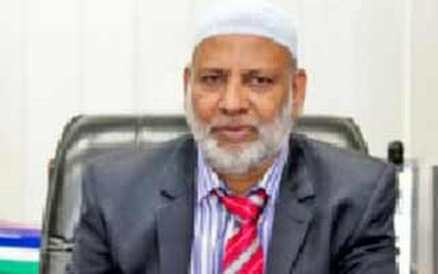 Syed Abdul Hamid's removal comes amid allegations irregularities in loan distributions. File photo