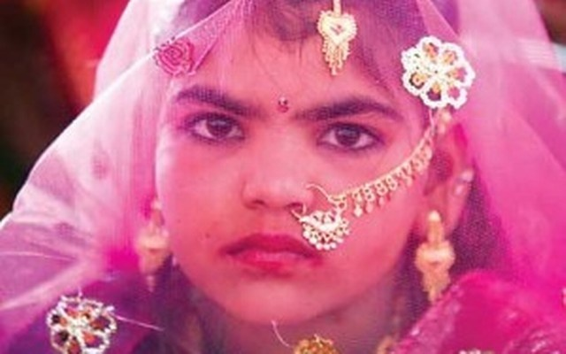 Bangladesh pledged to eliminate child marriage by 2040