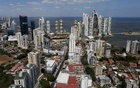 A general view of a high income neighborhood of Panama City, April 6, 2016. Reuters