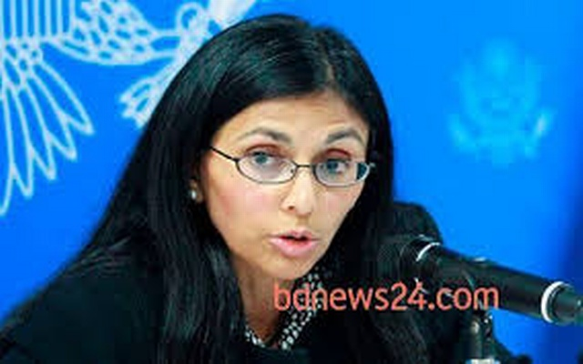 Nisha Desai Biswal (File Photo)
