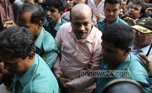 Police said they were collecting evidence to charge BNP Joint Secretary General Aslam Chowdhury with treason. File Photo