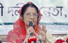 Raushon Ershad blames lack of jobs for youths for rising militancy in Bangladesh