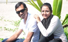 Superintendent Babul Aktar's wife Mahmuda Akter was stabbed and shot in the head on the morning of June 5 in the port city of Chittagong.