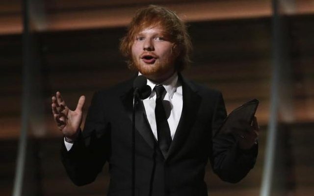Ed Sheeran facing copyright infringement lawsuit