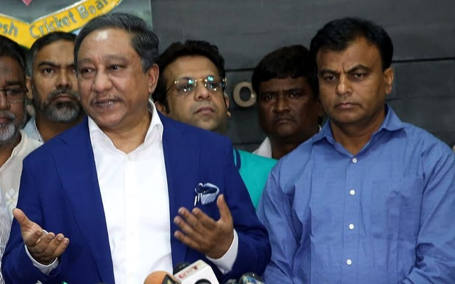 BCB has no objection if Faruque decides to resign from chief – Has No Objection