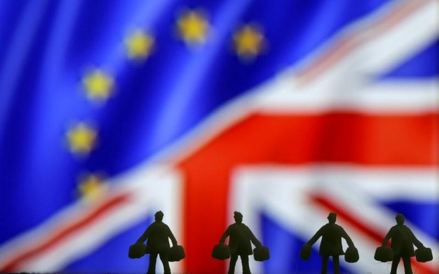 Britons shocked themselves and their neighbours by voting on June 23 last year to cut loose from their main trading partner. Reuters