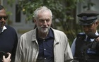 Britain's opposition Labour Party leader Jeremy Corbyn leaves his home in London, Britain June 26, 2016. Reuters