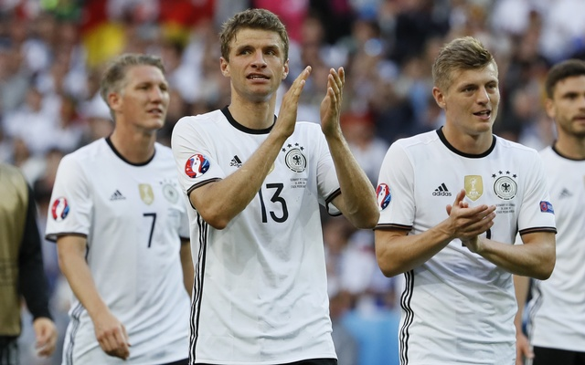 Germany desperate to rewrite history against Italy   bdnews   com Germany are determined to snap their tournament losing streak to Italy dating back almost half a century when the two meet in a Euro      quarter final on