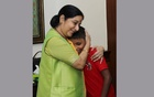 Kidnapped Sonu returns from Bangladesh, reunites with family after six years